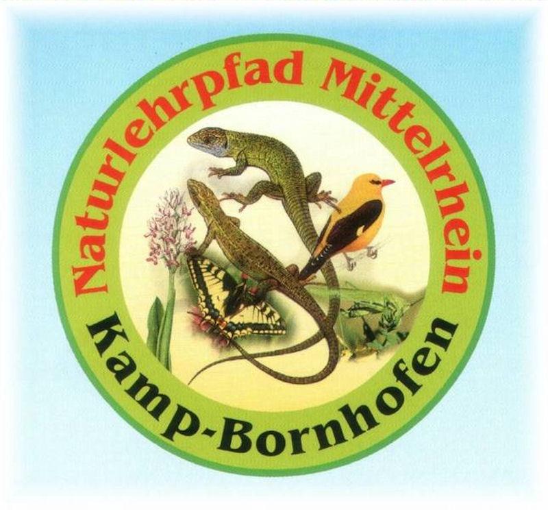 Logo des Naturlehrpfades