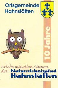 Das Logo des Naturerlebnispfades