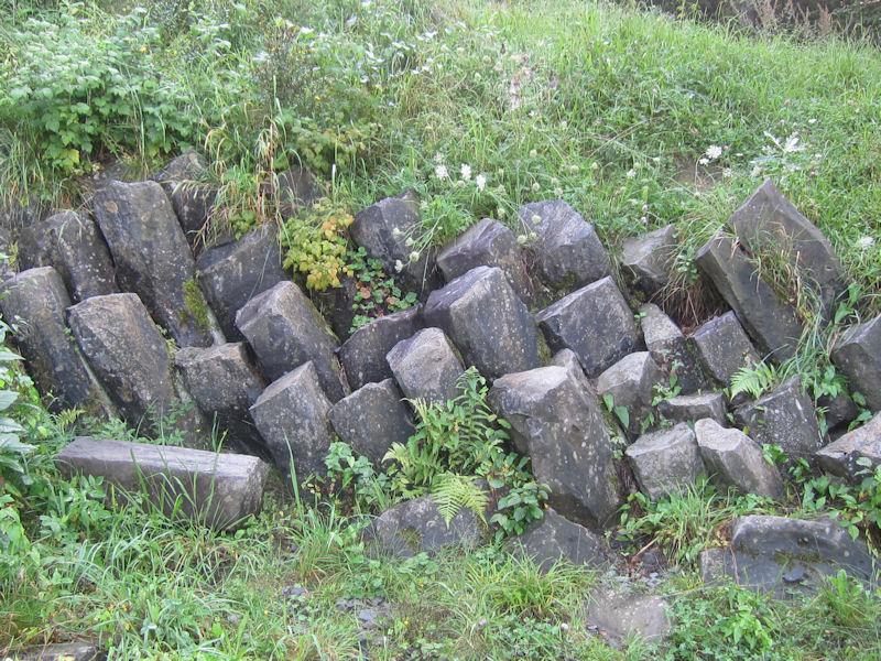 Basaltsäulen