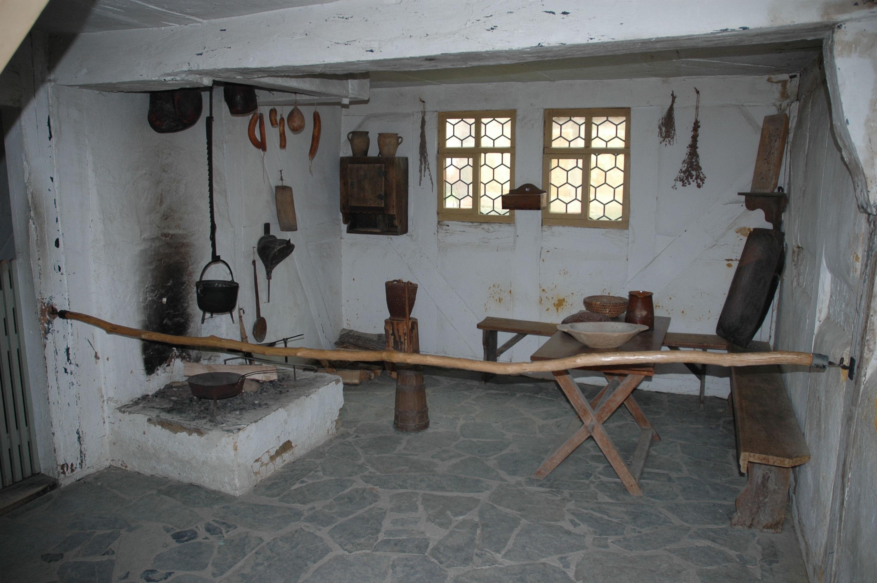 Inneneinrichtung eines Hauses