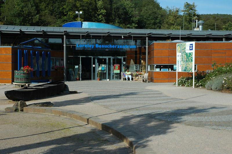 Loreley-Besucherzentrum