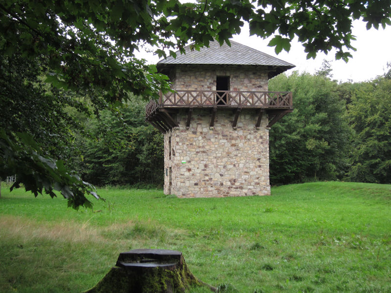 Römischer Wachturm