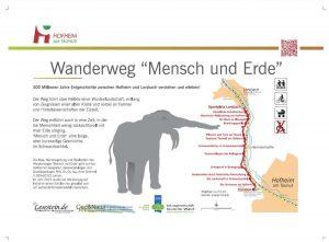 """Wanderweg """"Mensch und Erde"""""""