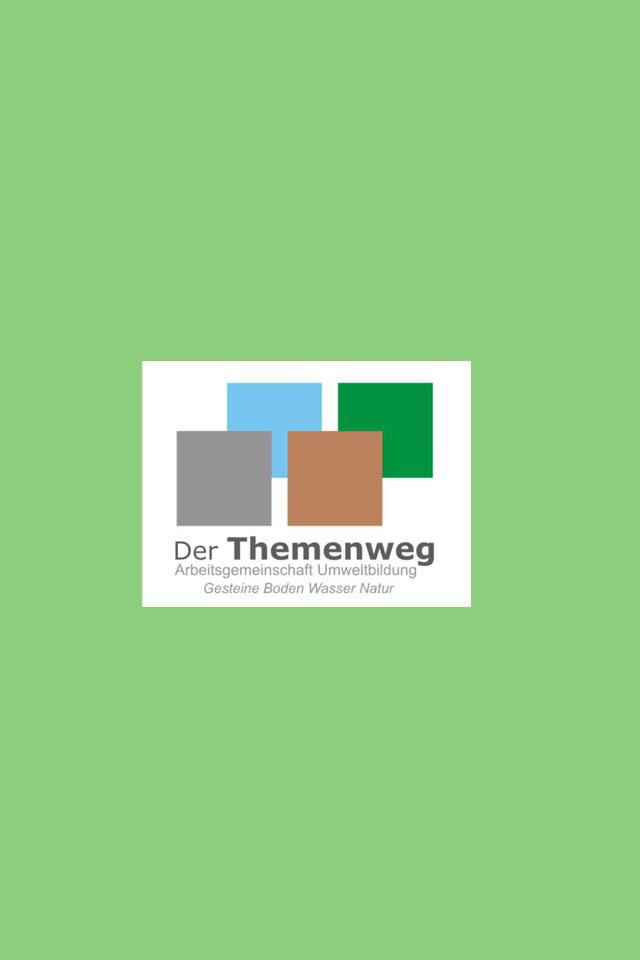 Der Themenweg – Arbeitsgemeinschaft Umweltbildung