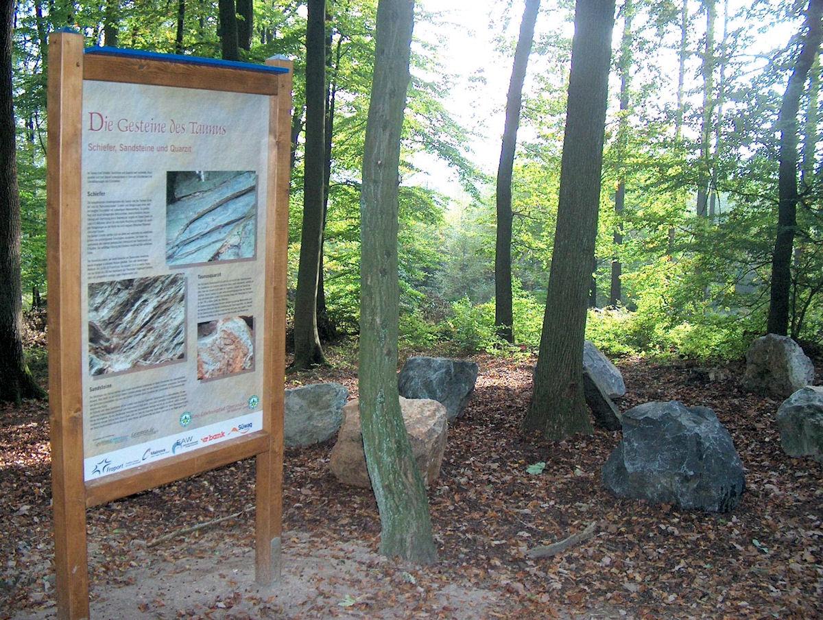 Geo-Erlebnispfad Oberjosbach im Idsteiner Land