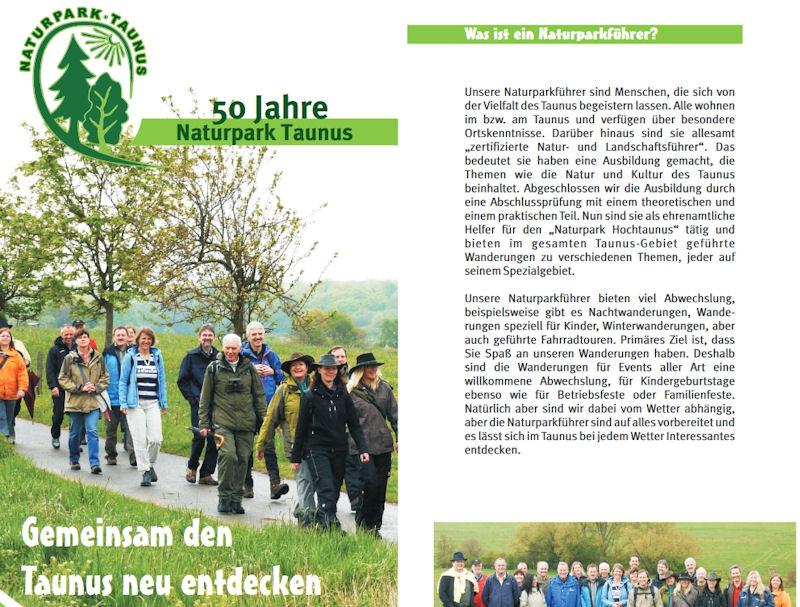 Publikation des Naturparks