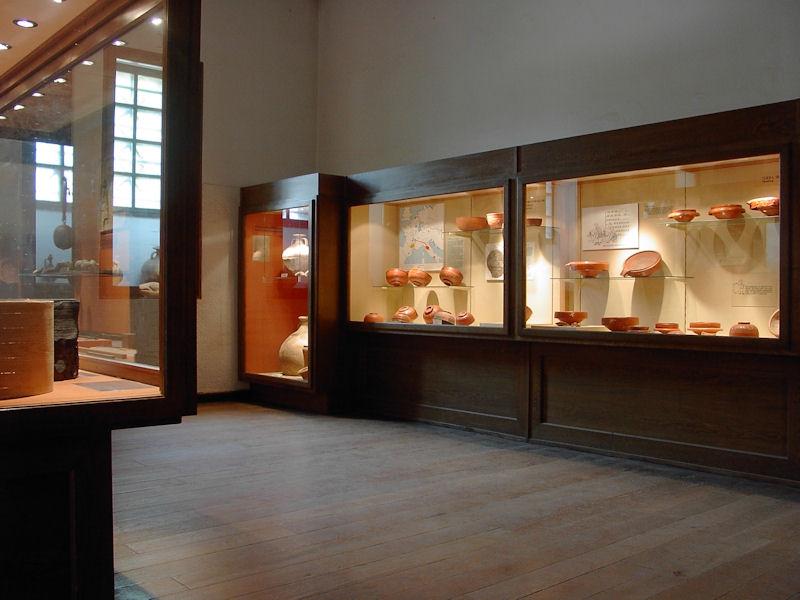 Ausstellung im Römerkastell