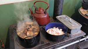 Historische Küche im Hessenpark