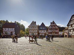 Ausflug in die hessische Vergangenheit