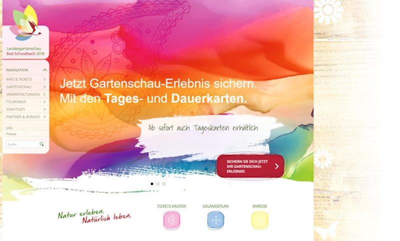 Homepage Landesgartenschau Bad Schwalbach