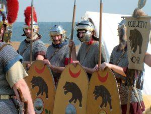 Römische Legionäre