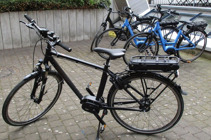 E-Bike Verleihsaison