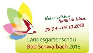 Logo der Landesgartenschau