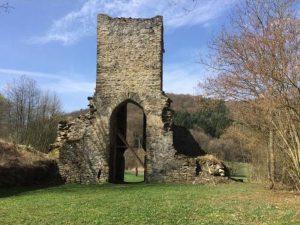 Historische Ruine