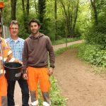 Artenvielfalt erhalten: Stadt Hofheim am Taunus setzt erste Maßnahmen um