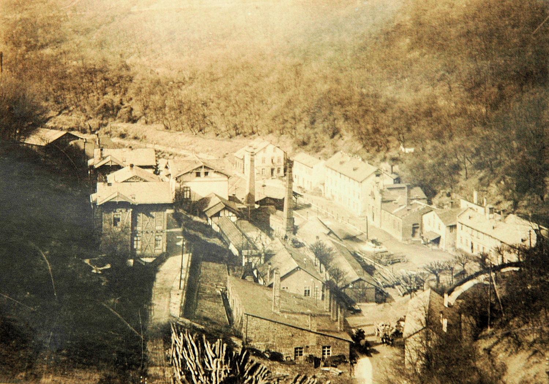 Grube Friedrichssegen
