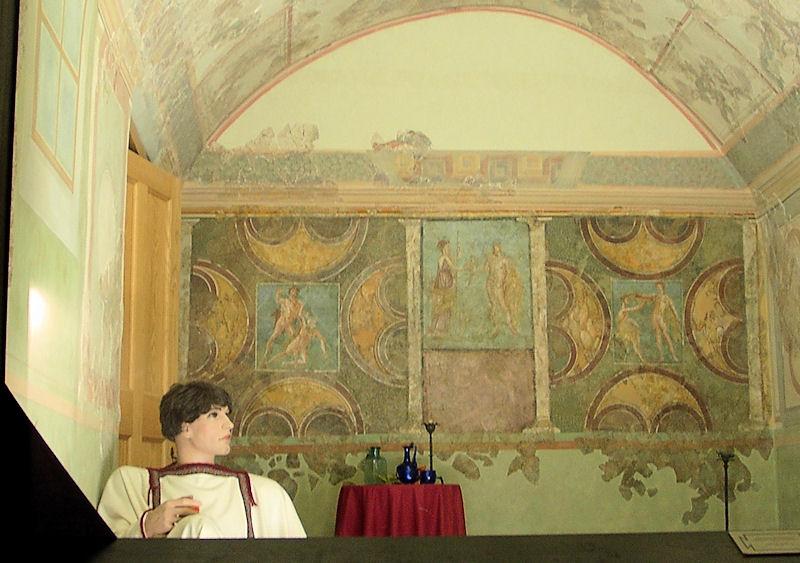 Antike Wandmalereien