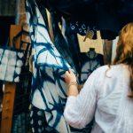 Hessenpark: Auf Tuchfühlung im neuen Textilhandwerkshaus