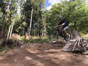 Mountainbike-Trail