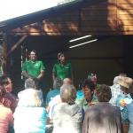 Erfolgreiche Sternwanderung der TAG-West nach Weilrod-Niederlauken