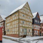 Winteröffnungszeiten im Freilichtmuseum Hessenpark