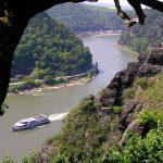 Rendezvous mit der schönen Lore Ley – Farbenrausch beim Indian Summer auf der Rheinsteig-Königsetappe
