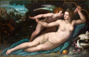 Venus und Cupid