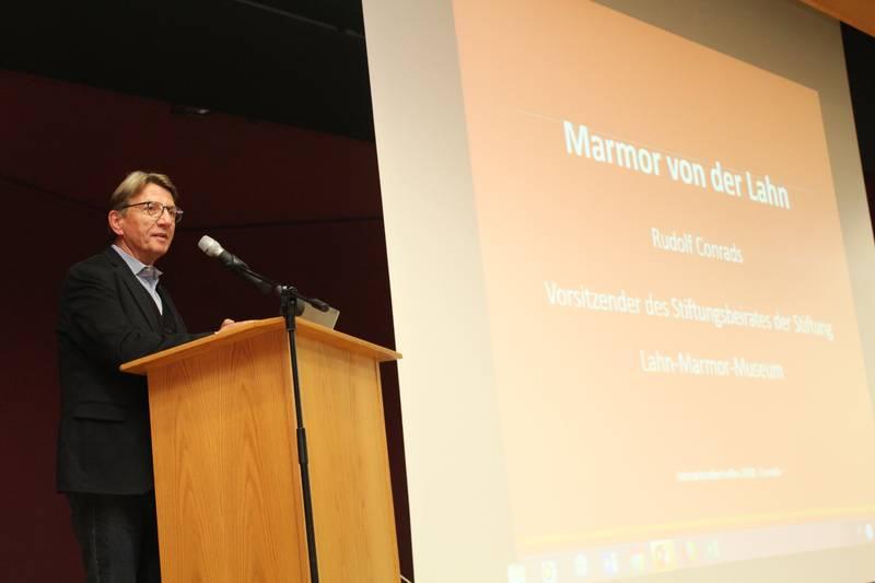 Stiftungsbeirats-Vorsitzender des Lahn-Marmor-Museums