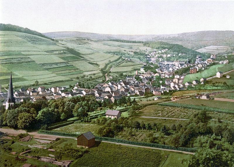 Bad Schwalbach um 1900