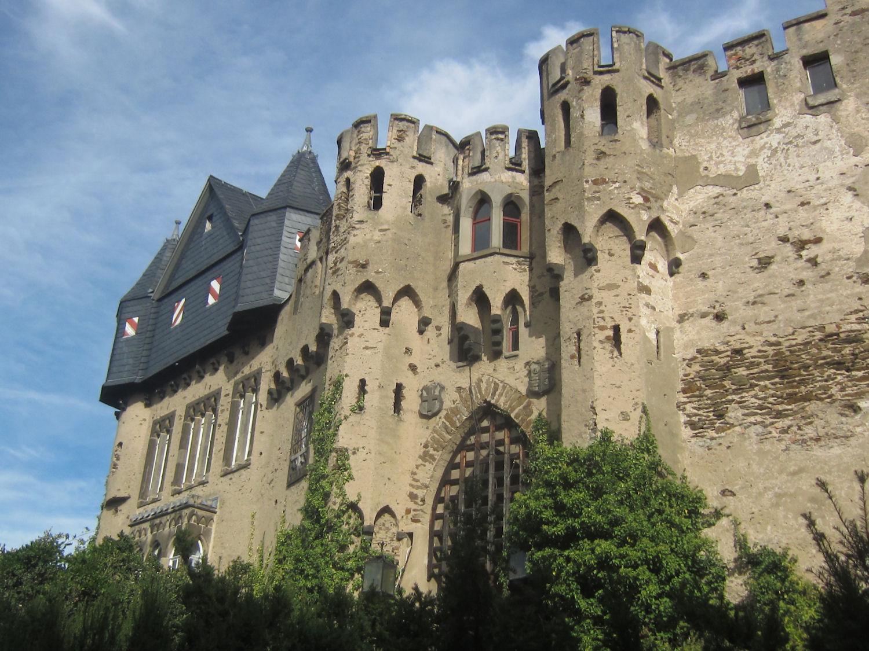 Burg Lahneck