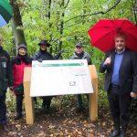 Naturpark Taunus – Baumlehrpfad neu beschildert