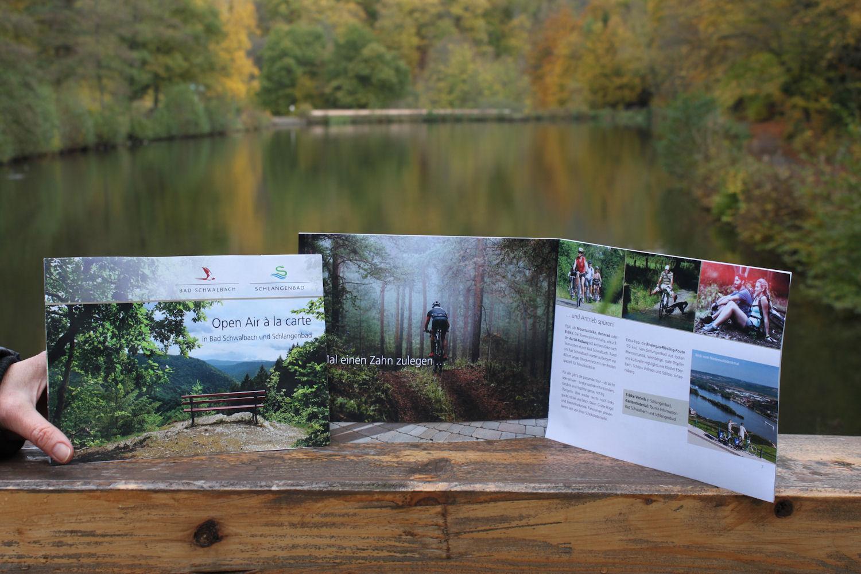 Outdoor Broschüre