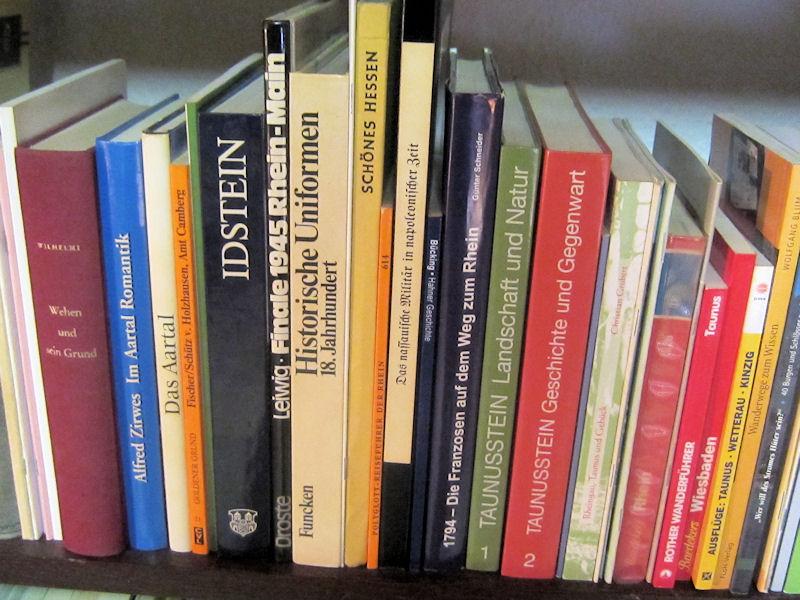 Bücher zum Taunus
