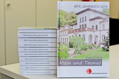 Main-Taunus-Kreis Jahrbuch 2019: Trutzburg im Kalorienland