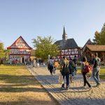 Hessenpark Jahresrückblick 2018: Besucherzahlen im Freilichtmuseum weiterhin auf Rekordniveau