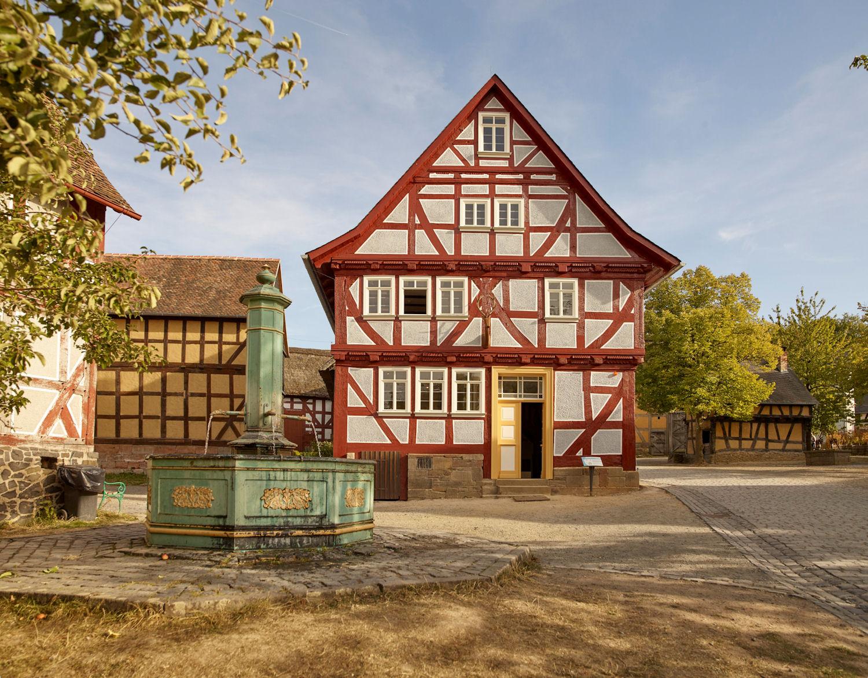 Haus aus Grebenau