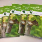 Naturpark Taunus: Neuer Veranstaltungskalender