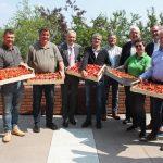 Main-Taunus-Kreis: 92 Hektar Erdbeeren