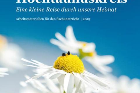 Heimat- und Sachkundebroschüre für Grundschüler im Hochtaunuskreis