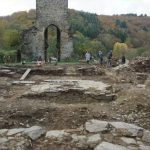 Bundes- und Landesmittel zur Sanierung der Ruine Landstein – Spannende Grabungen