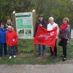 """Natura Trail """" Natur- und Kulturschätze im Taunus"""" eröffnet"""