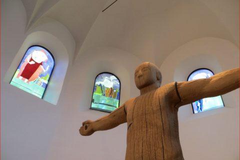 Pilger begrüßen den Winter – Mit den Füßen beten: Pilgern auf dem Rheingauer Klostersteig